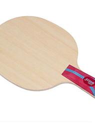 Недорогие -DHS® Hurricane B2-CS Ping Pang/Настольный теннис Ракетки Пригодно для носки Прочный деревянный Углеродное волокно 1