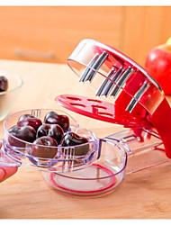 Недорогие -Нержавеющая сталь + категория А (ABS) Творческая кухня Гаджет Высокое качество Новое поступление Лучшее качество Для фруктов Семя Remover