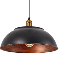 cheap -Rustic/Lodge Retro / Vintage Country Mini Style Pendant Light Downlight For Living Room Dining Room 110-120V 220-240V Bulb Not Included