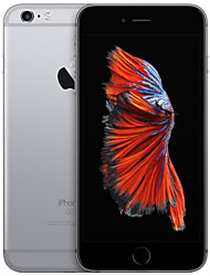 abordables -Apple iPhone 6S Plus A1699 / A1687 5.5 pouce 16GB Smartphone 4G - Remis à neuf(Gris)