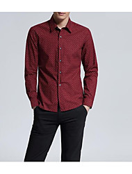 Majica Muškarci - Ulični šik Na točkice
