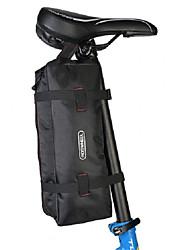 cheap -ROSWHEEL Bike Bag Panniers & Rack Trunk Bike Frame Bag Wearable Anti-Shock Reflective Strips Bicycle Bag Printable Polyester Cycle Bag