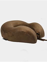 Недорогие -удобный - Высшее качество Запоминающие форму подушки для шеи Терилен Пена с памятью удобный