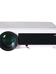 cheap -HTP 96+ LCD Home Theater Projector LED Projector 2500 lm Android 4.4 Support 1080P (1920x1080) 60-150 inch Screen / WXGA (1280x800)