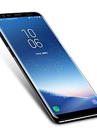 Недорогие -Samsung GalaxyScreen ProtectorS9 Уровень защиты 9H Защитная пленка для экрана 1 ед. Закаленное стекло