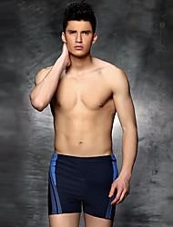 tanie Odzież kąpielowa męska-Męskie Dół od bikini - Solid Color, Sukienka prosta