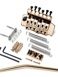 Недорогие -профессиональный Мосты Гитара Электрическая гитара Материал Металл Аксессуары для музыкальных инструментов 9.4*6.3*7.5cm