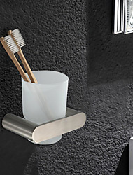 cheap -Toothbrush Holder High Quality Traditional Stainless Steel 1pc Wall Mounted