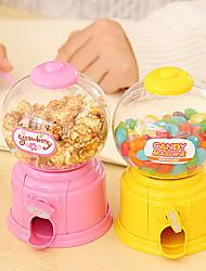 Недорогие -Необычные Пластичный полимер Фавор держатель с Банка для сладостей - 1шт