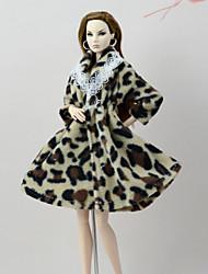 Kaputi Kaput Za Barbie lutka Kava Kaput Za Djevojka je Doll igračkama