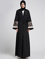 cheap -Women's Ordinary Coat-Multi Color,Oversized V Neck