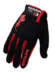 cheap -WEST BIKING® Sports Gloves Bike Gloves / Cycling Gloves Keep Warm Waterproof Windproof Breathable Anti-skidding Protective Full-finger