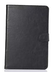 preiswerte -Hülle Für Samsung Galaxy Tab A 8.0 Samsung Galaxy Hülle Kreditkartenfächer Geldbeutel mit Halterung Flipbare Hülle Ganzkörper-Gehäuse