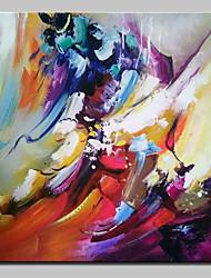 Недорогие -ручная роспись mintura® современная абстрактная картина маслом на холсте картина настенного рисунка для домашнего украшения, готовая повесить