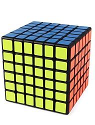 Недорогие -Кубик рубик 1 шт MoYu D0910 Радужный куб 6*6*6 Спидкуб Кубики-головоломки головоломка Куб Глянцевый Мода Подарок Универсальные