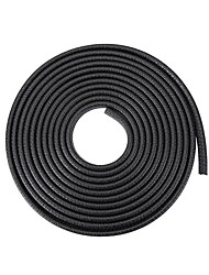 cheap -10m Car Bumper Strip for Car Door External Common Soft Plastic For universal All years General Motors