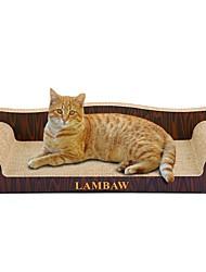 cheap -Catnip Scratch Art Luxury Pet Friendly Multi Color Scratch Pad Paraben Free Art Paper Cardboard Paper For Cats