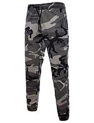 economico -Per uomo Militare Pantaloni della tuta Pantaloni - Camouflage