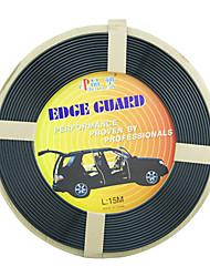 cheap -0.2m Car Bumper Strip for Car Door Common PVCForuniversal All years General Motors