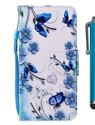 economico -Custodia Per Huawei Mate 10 lite Mate 10 pro Porta-carte di credito A portafoglio Con supporto Con chiusura magnetica A calamita Integrale