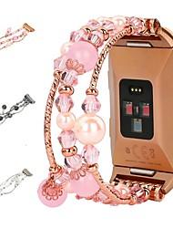 Недорогие -Ремешок для часов для Fitbit ionic Fitbit Дизайн украшения Plastic Повязка на запястье