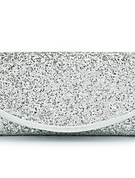 povoljno -Žene Torbe plastika Večernja torbica U slojevima za Vjenčanje Zabave Ljeto Sva doba Šampanjac Zlato Crn Pink