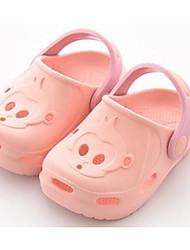 baratos -Para Meninas Para Meninos sapatos EVA Verão Conforto Chinelos e flip-flops para Casual Roxo Rosa claro Azul Claro