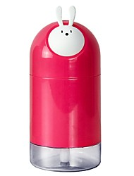 baratos -Umidificador para sala de estudo quarto 5 v inteligente bonito mini estilo portátil umidificador de luz e conveniente criativo inteligente