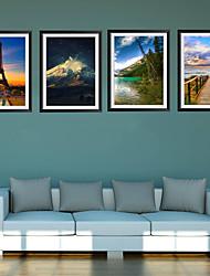 economico -Adesivi decorativi da parete - Adesivi aereo da parete Paesaggi Salotto Camera da letto Bagno Cucina Sala da pranzo Sala studio / Ufficio
