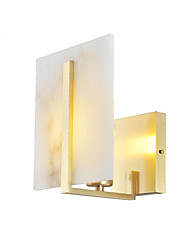 cheap -QIHengZhaoMing Eye Protection LED / Modern / Contemporary Wall Lamps & Sconces Living Room / Study Room / Office Glass Wall Light