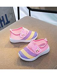 abordables -Garçon Chaussures Polyuréthane Tulle Printemps Confort Mocassins et Chaussons+D6148 pour Décontracté De plein air Gris clair Rose Bleu