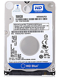cheap -WD Laptop / Notebook Hard Disk Drive 500GB SATA 3.0(6Gb / s) WD5000LPCX