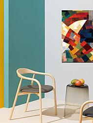 abordables -Estampado Laminados en lienzo - Abstracto Modern