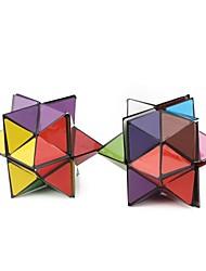 Недорогие -Кубик рубик 1 шт YongJun D0903 Чужой 2*2 Спидкуб Кубики-головоломки головоломка Куб Глянцевый Мода Подарок Универсальные