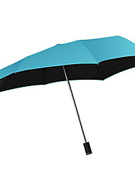 cheap -Smart Umbrella Shoulder-Protective Larger Longer Cover Area Rainy Day Stronger Skeleton Colorful