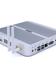 economico -FMP03 Mini PC Linux / Windows Mini PC Intel Core i5-4200U 2GB RAM 16GB ROM
