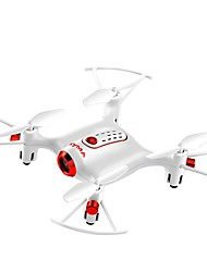 cheap -RC Drone SYMA X20W  Mini Four Axis Aircraft 4 Channel 6 Axis 2.4G With HD Camera 0.3MP 480P RC Quadcopter FPV / One Key To Auto-Return /