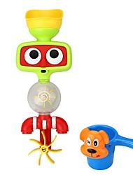 Недорогие -Игрушки для купания Семья Милый Взаимодействие родителей и детей Пластиковый корпус Детские Мальчики Девочки Игрушки Подарок 1 pcs