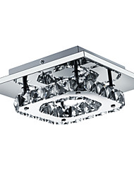 cheap -UMEI™ Flush Mount Ambient Light - LED, Modern / Contemporary, 90-240V Bulb Included
