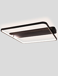 cheap -36W Square Modern Style Simplicity LED Ceiling Lamp Flush Mount Living Room Light Fixture