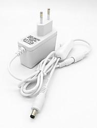 Недорогие -ZDM® 1шт 100-240 V Газонокосилка / EU пластик Источники питания / Переключатель кнопок для светодиодной полосы света 24 W