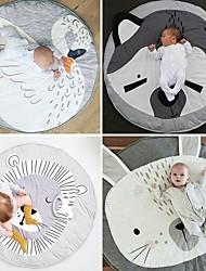 abordables -90CM Kids Play Game Mats Jouet pour Bébé & Nourrisson Famille Confortable Coton / Polyester Haute qualité Enfant Bébé Cadeau