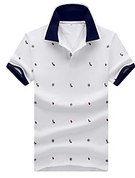 abordables -Polo Homme,Animal Chinoiserie