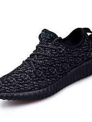abordables -Femme Chaussures Tricot / Grille respirante Printemps été Confort / Chaussures Vulcanisées Chaussures d'Athlétisme Course à Pied / Marche