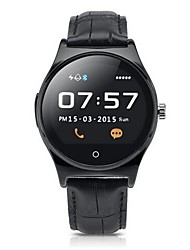 cheap -Smart Watch Luxury Touchscreen Activity Tracker Sleep Tracker Exercise Reminder Sedentary Reminder Bluetooth4.0 Android