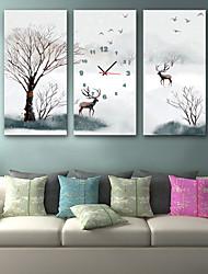 baratos -Estilo Moderno Cenário Tela de pintura Cubóide Interior,Bateria