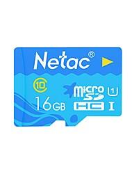 abordables -Netac 16Go TF carte Micro SD Card carte mémoire Class10 Netac