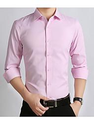 preiswerte -Herrn Solide - Geschäftlich Hemd