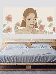 cheap -Decorative Wall Stickers - People Wall Stickers 3D Living Room Bedroom Bathroom Kitchen Dining Room Study Room / Office