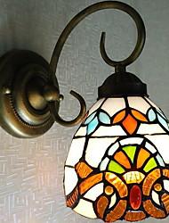 baratos -Antirreflexo Clássica Luminárias de parede Sala de Estar Metal Luz de parede 220-240V 40W